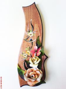 Tablou decorativ cu flori