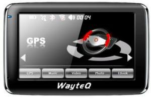 Gps wayteq x820