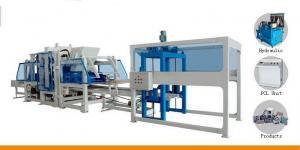 Vibroprese si linii automate pentru fabricat pavele , borduri , boltari