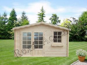 Case de lemn pentru gradina