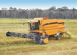 Combine pentru recoltare - Combinele CH 642 si 643