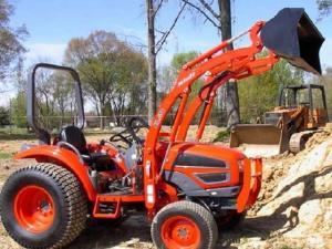 Tractor fara cabina