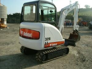 Reparatii pompe hidraulice cilindrii hidraulici miniexcavator Bobcat 331 334 337 341