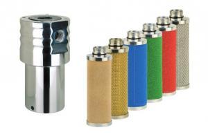 Filtrele de aer din aluminiu  seria AHP