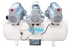 Compresor aer medical in tandem, tip  Bamax   MED1100/200T3+3+3