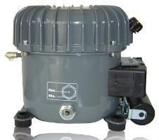 Pompa compresor de aer oil free tip ermetic  Bamax OLE30(OLE50)