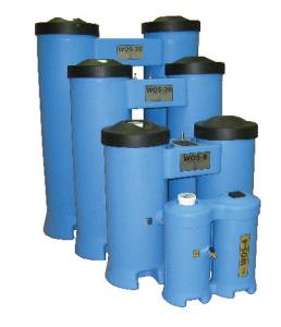 Separatoare ecologice apa ulei model WOS