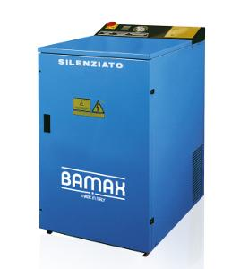 Compresoare de aer de inalta presiune silentioase tip  Bamax BX -SIL