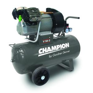 Compresor de aer coaxial Champion monofazat model V-50-25