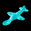 Lingurite avion turquoise x 2 buc Tommee Tippee