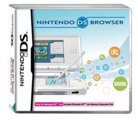 Nintendo Ds Browser Nintendo Ds
