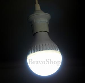 Bec LED economic 9W RoSH - Fasung E27 (normal)
