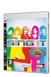 Disney Sing It Ft. Camp Rock Hannah Montana Ps3