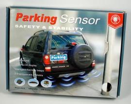 Senzori Parcare cu alarma audio si Display LED