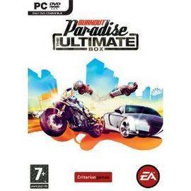 Burnout Paradise Ultimate Box Pc
