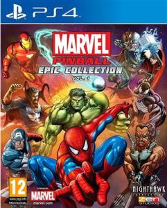 Marvel Pinball Epic Collection Vol 1 Ps4