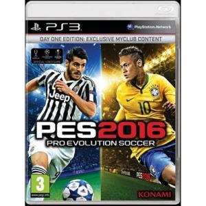 Pes 2016 Pro Evolution Soccer Ps3