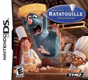 Ratatouille Nintendo Ds