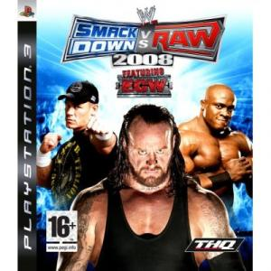 Smackdown vs raw 2008 ps3