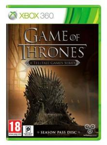 Game Of Thrones A Telltale Games Series Season Pass Disc Xbox360