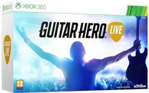 Guitar hero controller xbox 360