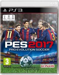 Pes 2017 Pro Evolution Soccer Ps3