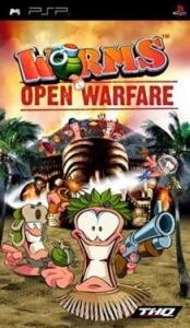Worms open warfare psp