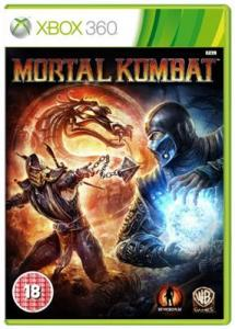 Mortal Kombat Xbox360
