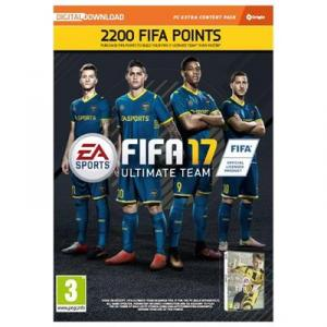 Fifa 17 2200 Fut Points (Code In A Box) Pc