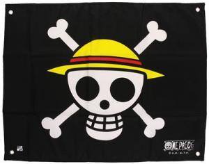Steag One Piece Skull Luffy 50X60 Cm