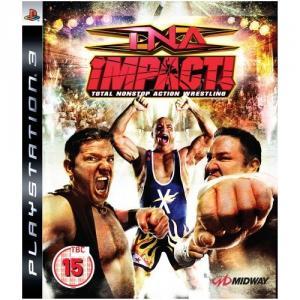 Tna impact! (ps3)