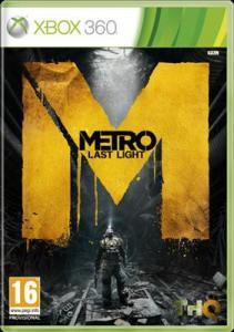 Metro Last Light Xbox360