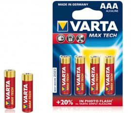 Baterii aaa blister