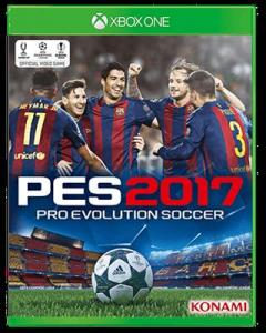 Pes 2017 Pro Evolution Soccer Xbox One
