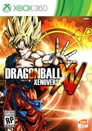 Dragonball Xenoverse Xbox360