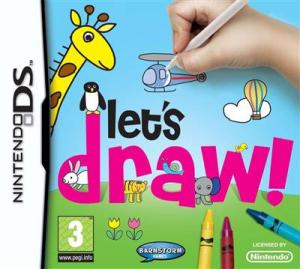 Lets Draw Nintendo Ds