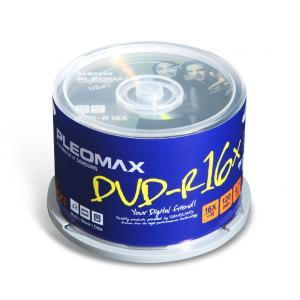 DVD-R SAMSUNG PLEOMAX CAKE BOX 50