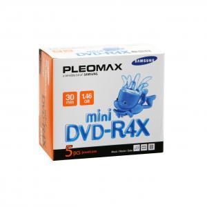 Mini DVD-R SAMSUNG PLEOMAX