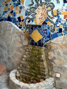 Mozaic de arta