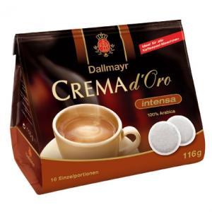 Paduri cafea Dallmayr Crema d'Oro Intensa
