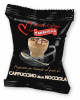 10 capsule cafea italian coffee cappuccino nocciola