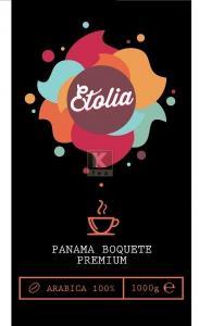 Etolia Panama Boquete Premium 1000gr boabe
