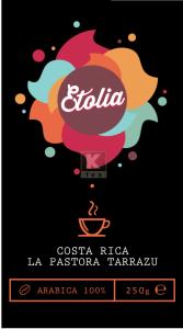 Etolia Costa Rica La Pastora Tarrazu 250gr boabe