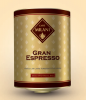 Caffe milani gran espresso 3000g
