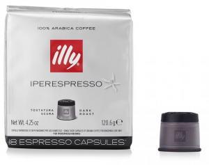 Illy iperespresso Dark Roast 18 capsule