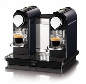 Nespresso turmix tx370 citiz steel grey ttx 370 coffee for Nespresso firma