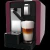 Cremesso caffe latte burgundy red + 96 de capsule