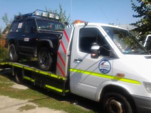 Tractari auto Bucuresti non stop in Bucuresti cu UNITRAC LOGISTIC
