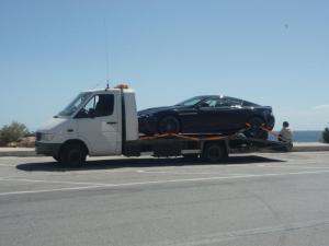 Asistenta auto autostrada