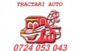 Tractari auto non stop in Bucuresti